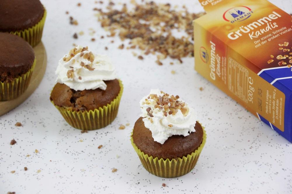 Winterideen mit Kandis von Diamant Zucker - Muffins - The inspiring life