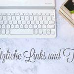 Nützliche Links rund ums Bloggen| Tools für Blogger | Blog Tipps |