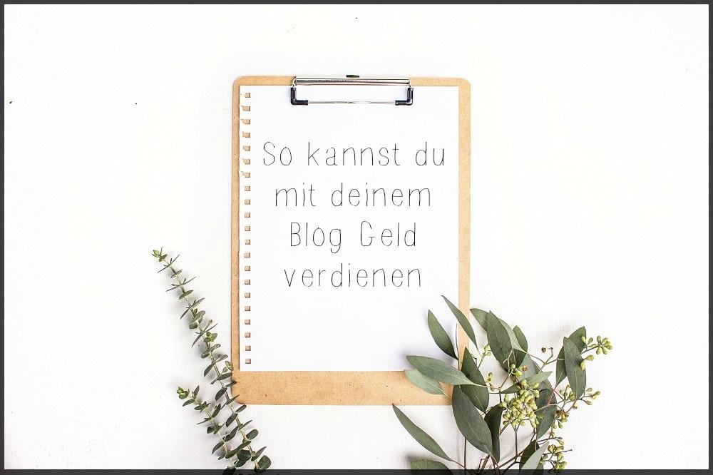 Geld mit Bloggen verdienen | Gute Affiliate Programme |