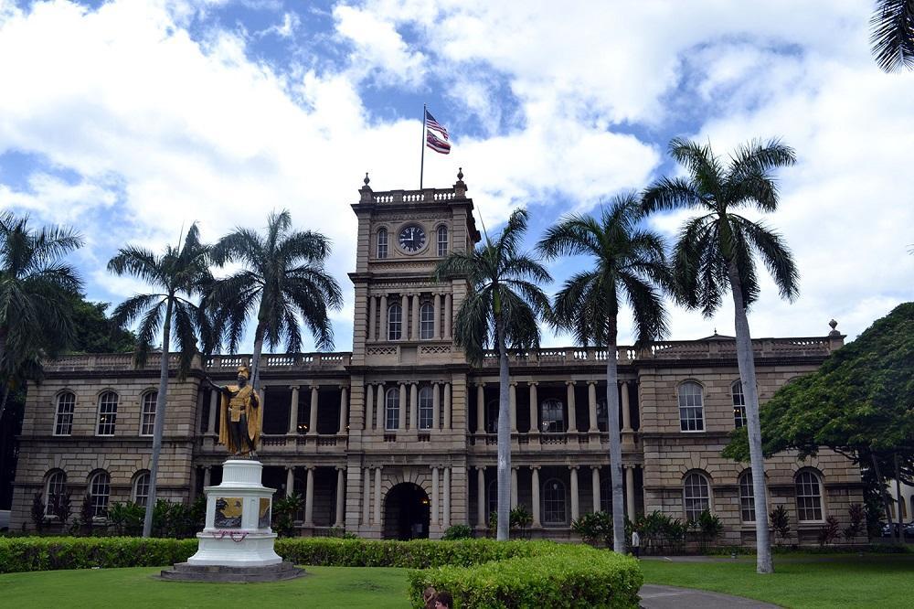 Iolani Palast Honolulu