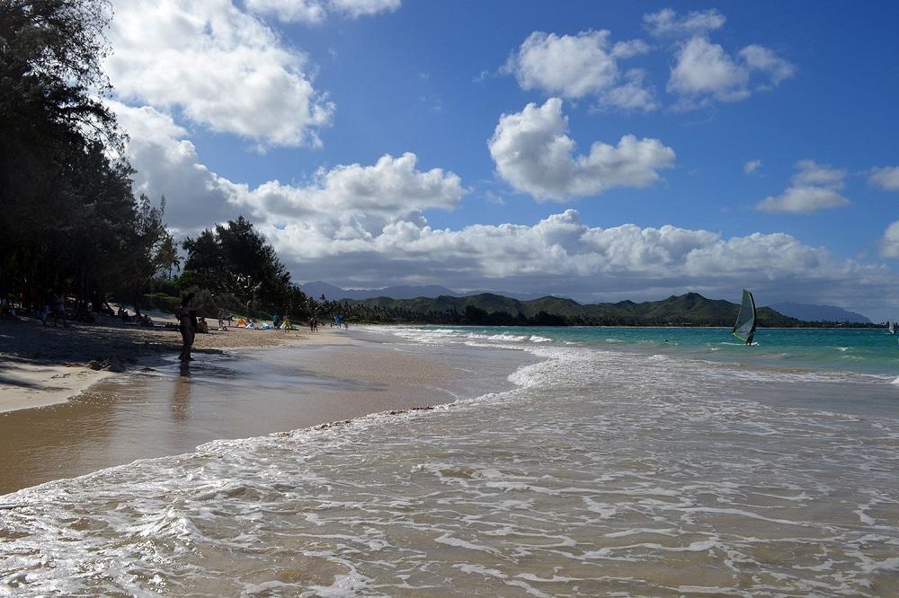 Lanikai Beach Hawaii O'ahu