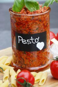 Rezept getrocknete Tomaten