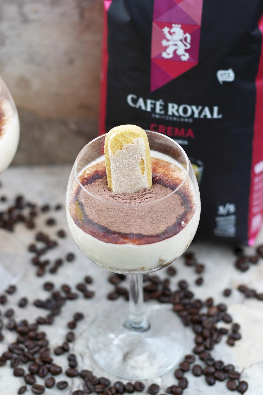 Cafe Royal Tiramisu im Glas