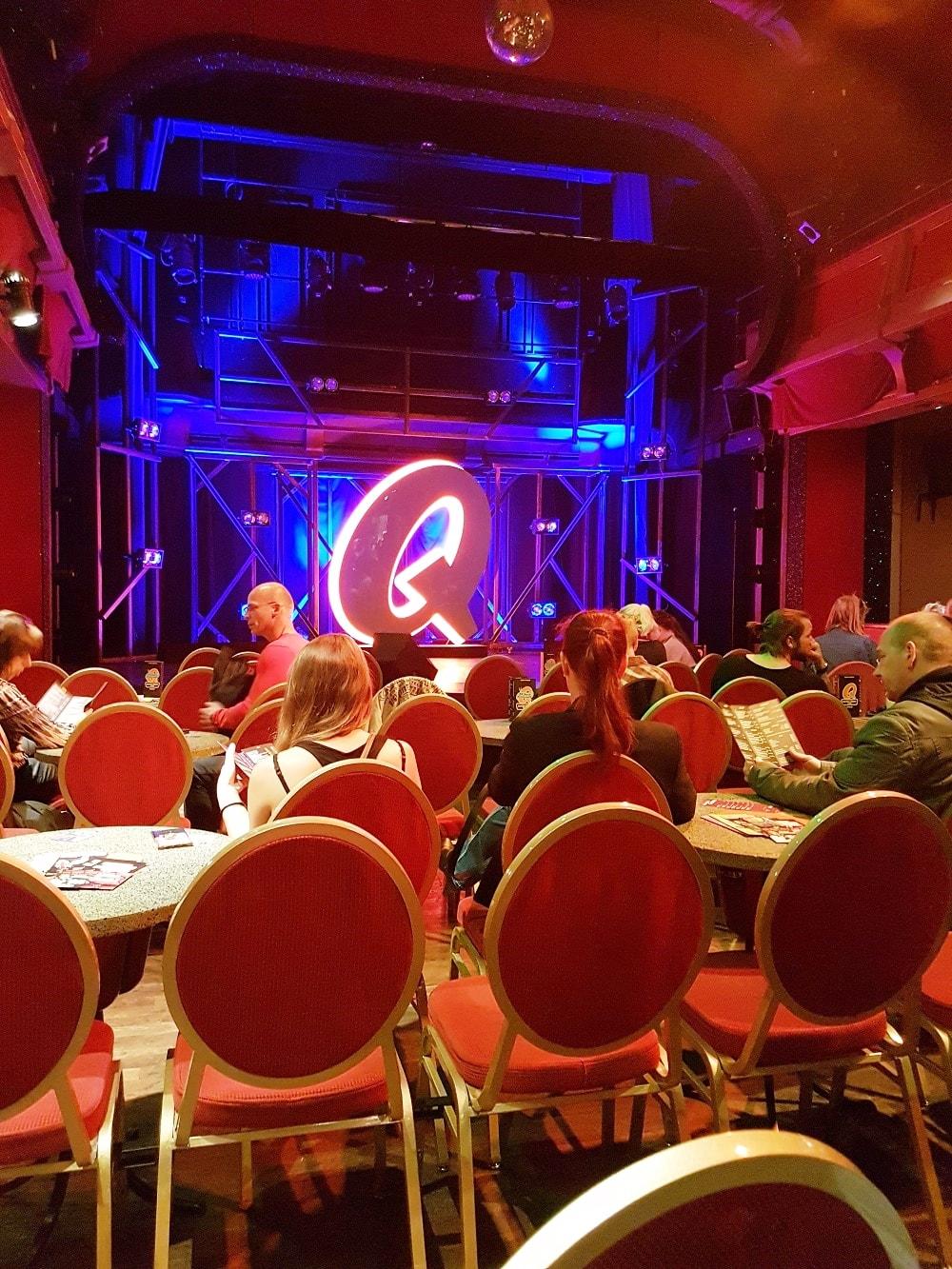 Quatsch Comedy Club Berlin