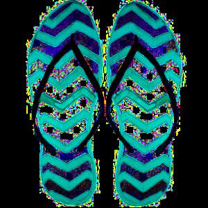 Stockbild Flip Flops