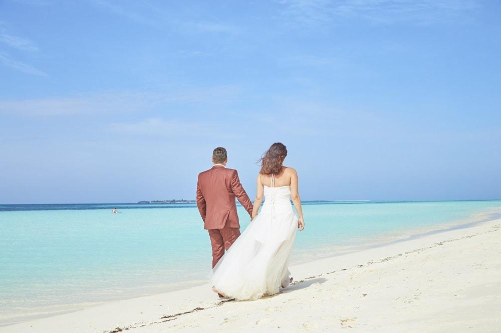 Freie Trauung Malediven