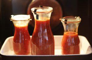 Rezept selbstgemachte Tomatensoße