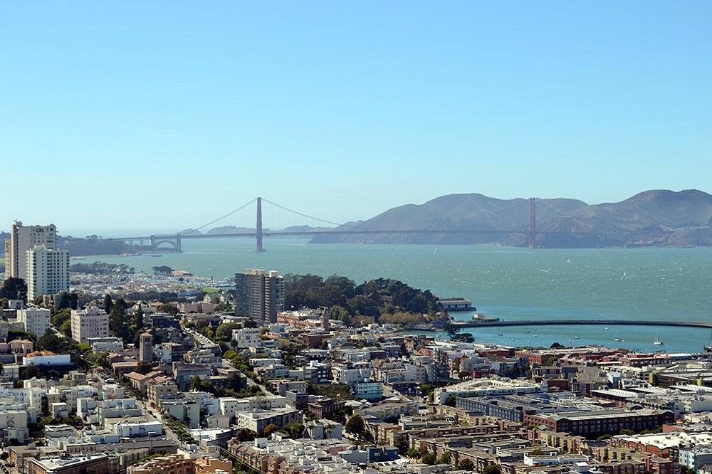 Kurztrip San Francisco - The inspiring life