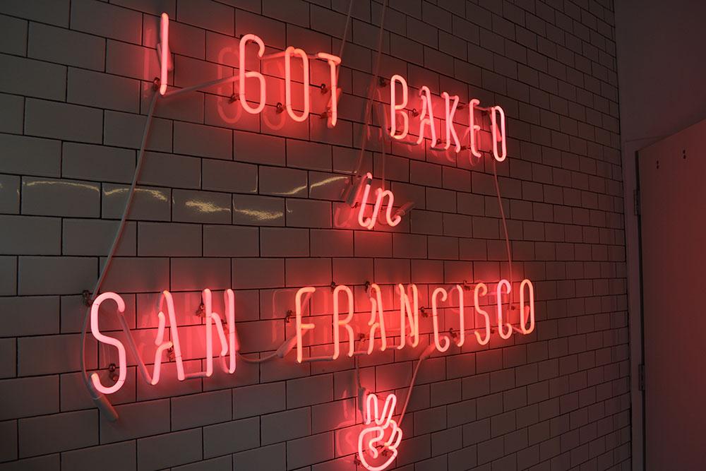 San Francisco Mr Holmes