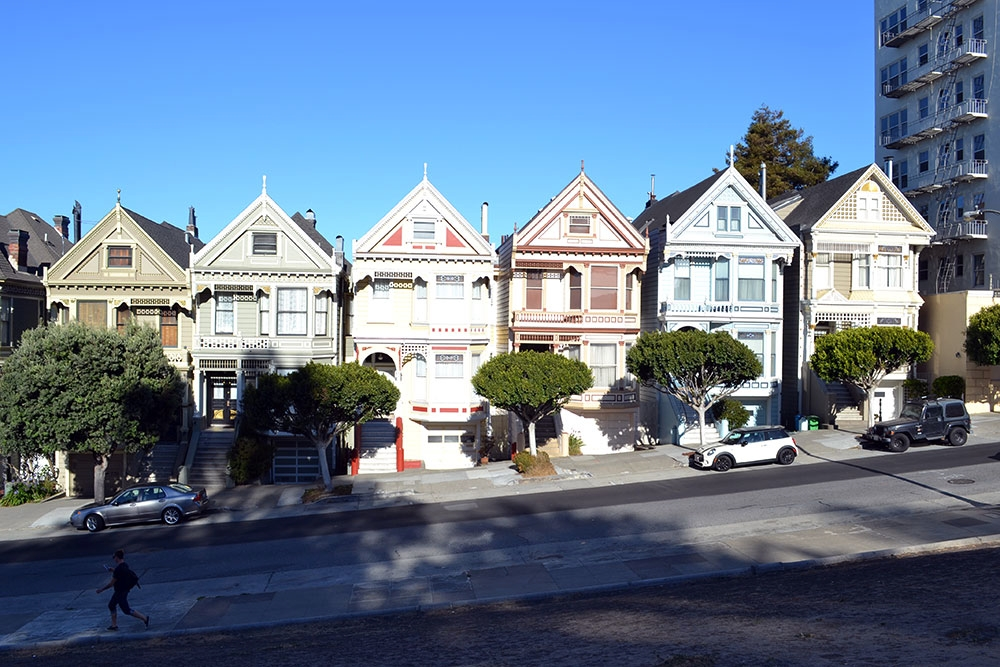 SanFrancisco_Painted Ladies