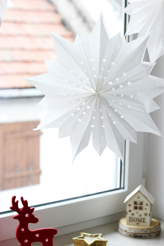 DIY-Weihnachtsstern