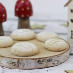 Schneeflöckchen Plätzchen Rezept