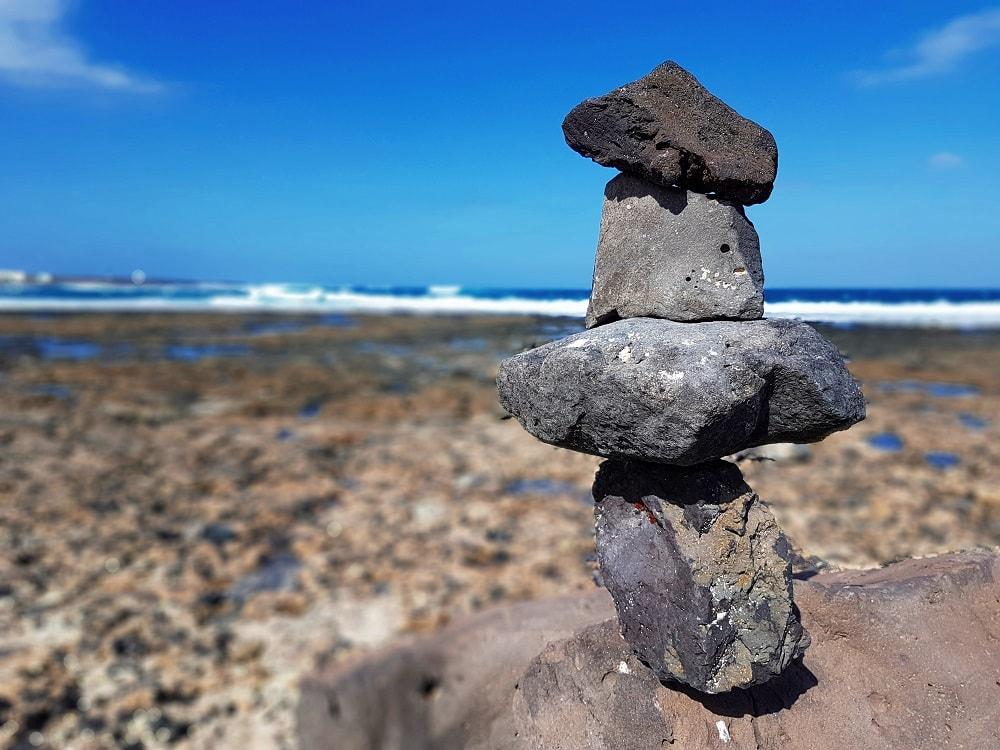 Bedeutung Steinmännchen Fuerteventura