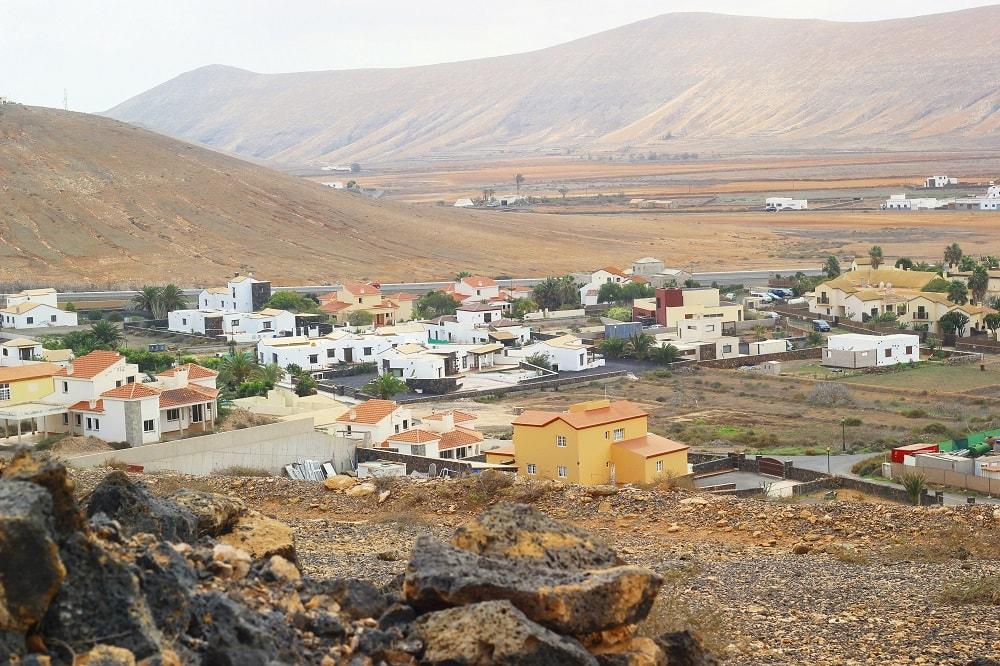 Einheimische Fuerteventura