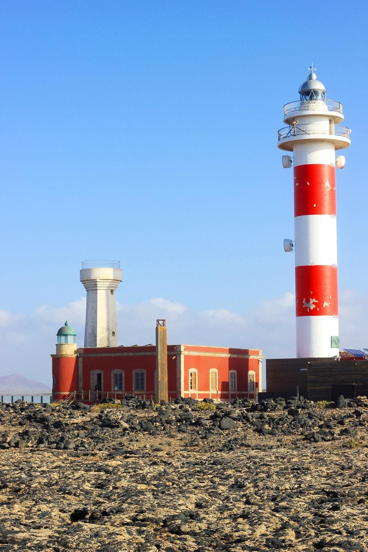 Leuchtturm el cotillo Fuerteventura