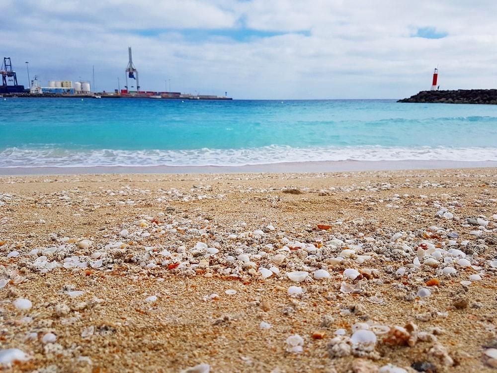 Puerto del Rosaria