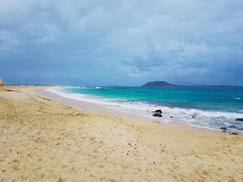 Riu Oliva Beach Fuerteventura Strand