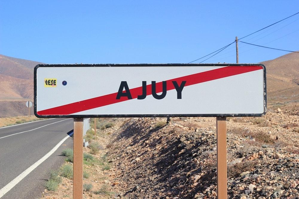 Ausflug Ajuy