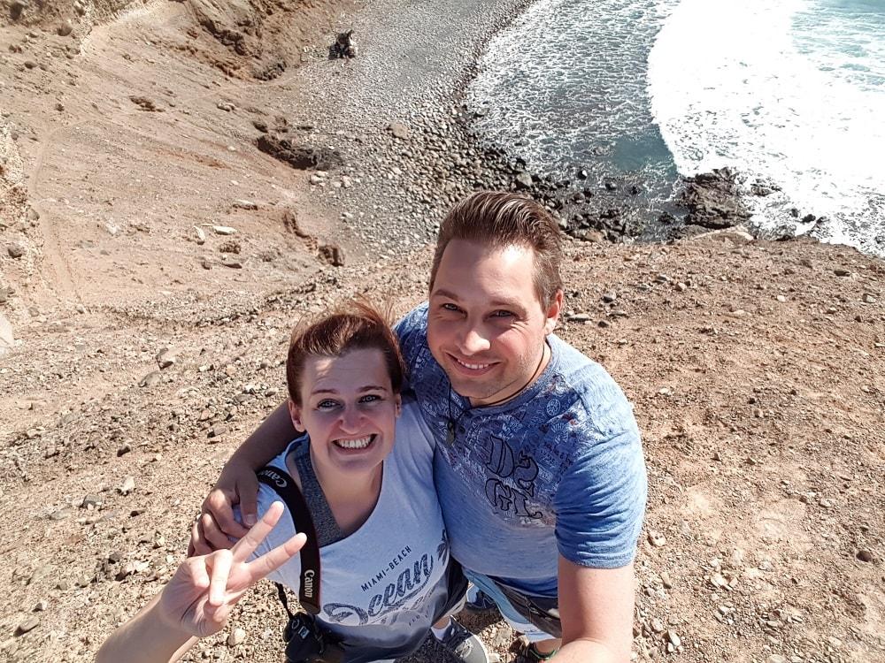 Fuerteventura Klippen