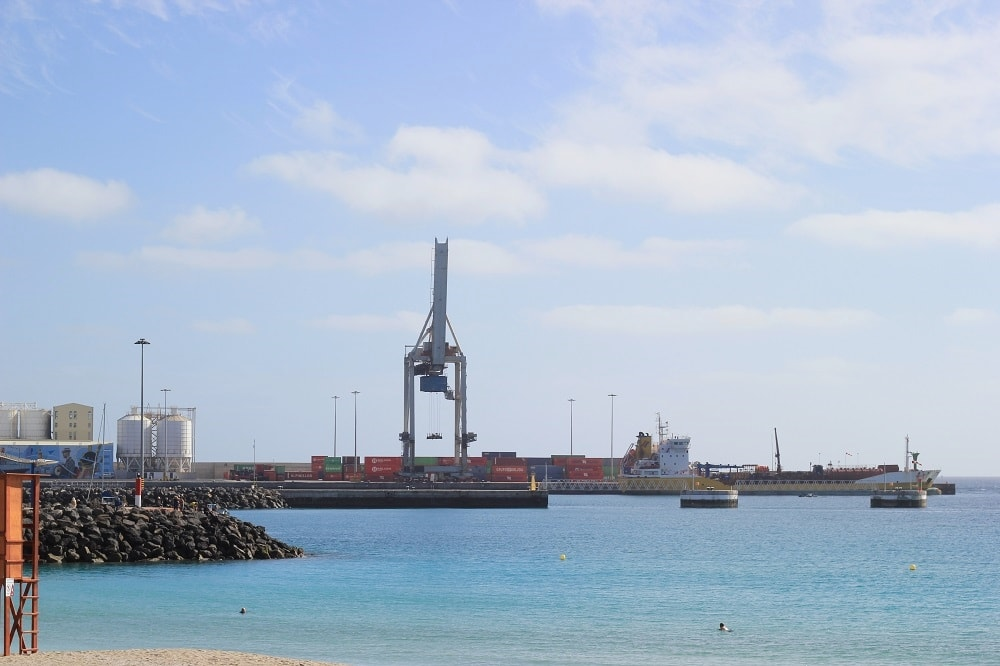 Hafen Puerto del Rosario