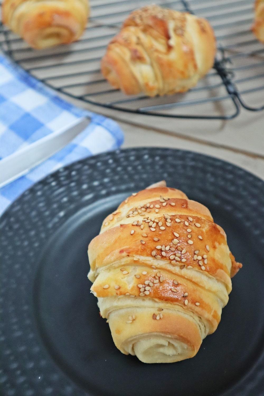 Croissants Rezept Schritt für Schritt