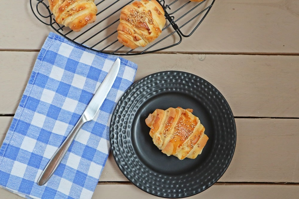 Grundrezept: Croissants – komplett selbst gemacht