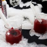 Alkoholfreie Halloween Bowle