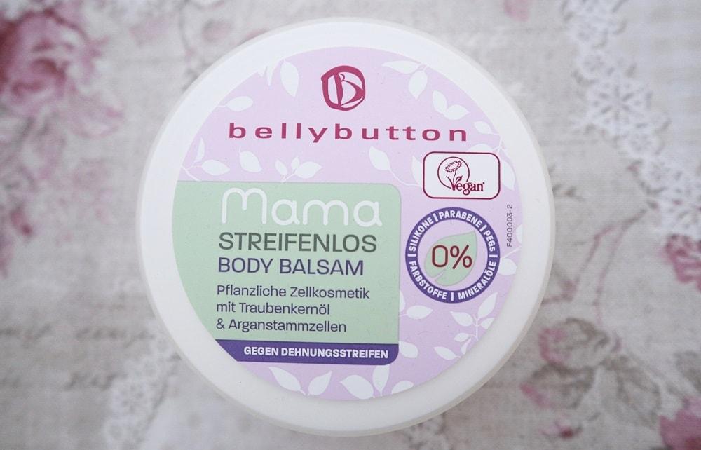 Belly Button Balsam gegen Dehnungsstriefen