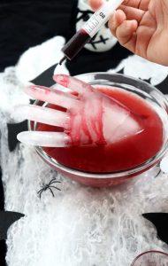 Rezept Halloween-Bowle alkoholfrei