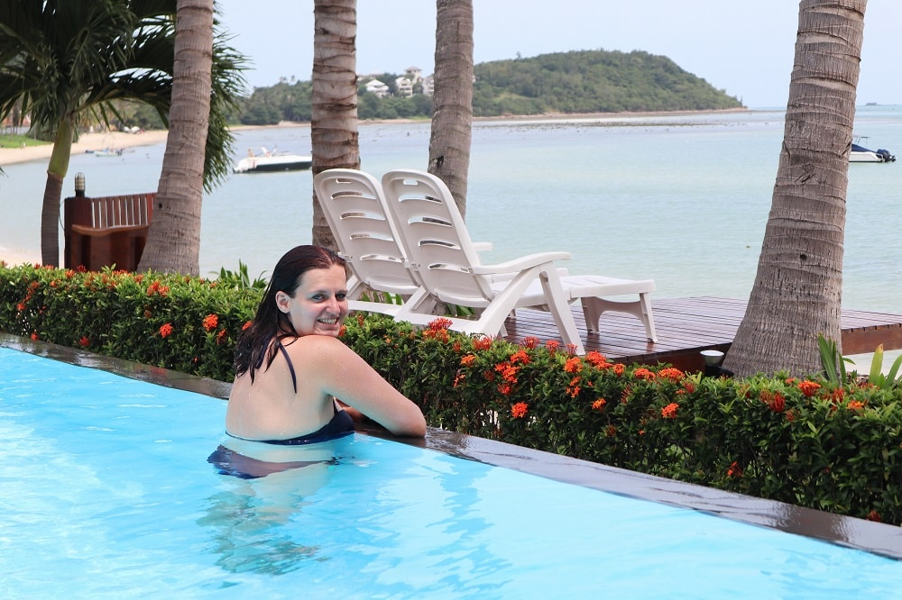 Reisekosten Koh Samui im Sommer
