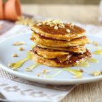 Buttermilch-Karotten Pancakes
