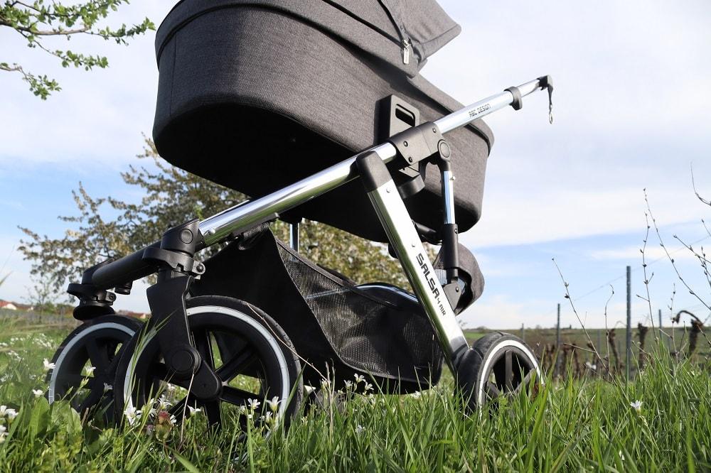 ABC Design: Den richtigen Kinderwagen finden