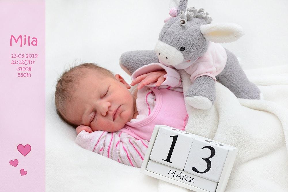 Positiver Geburtsbericht – Spontangeburt