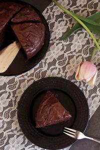 Schokokuchen mit Nutella