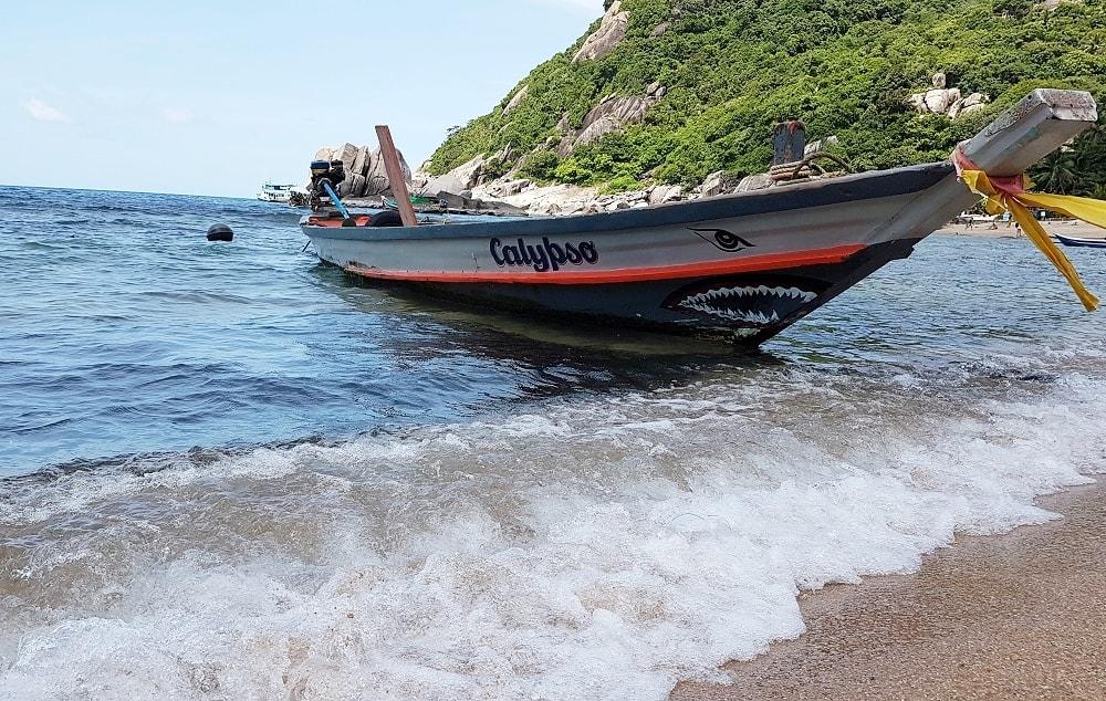 Longtailboot Koh Tao