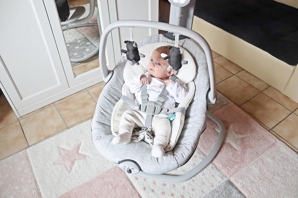 Babys fördern / Anregungen schaffen