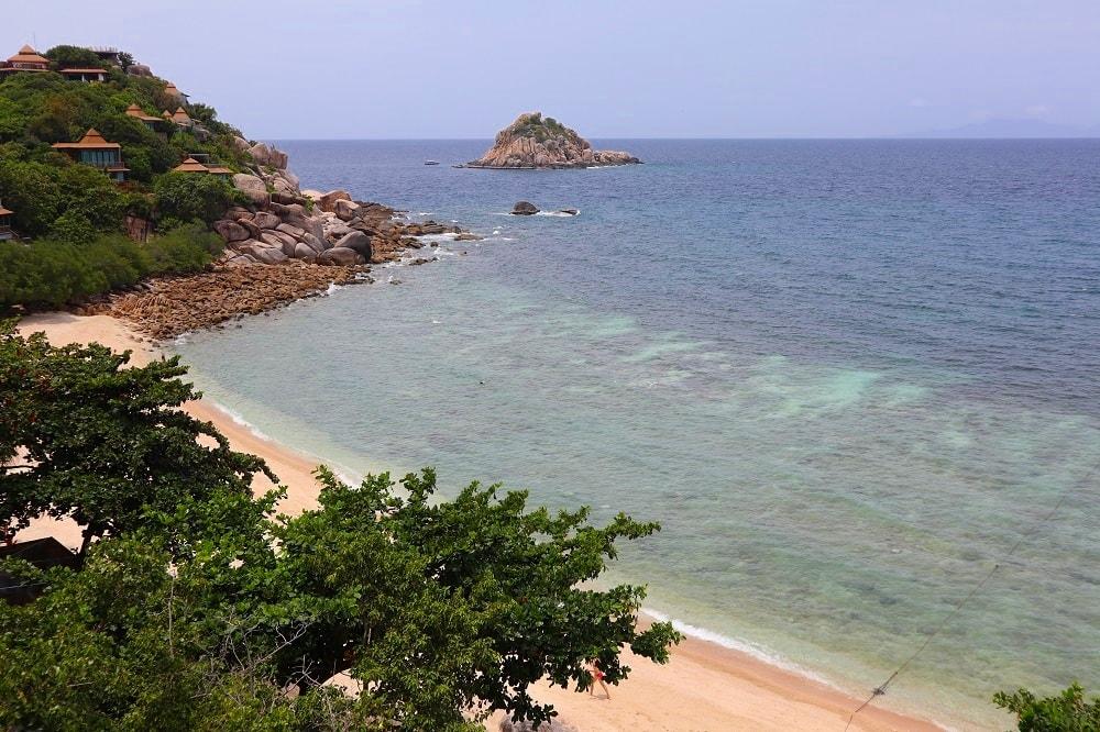 Shark Island Koh Tao