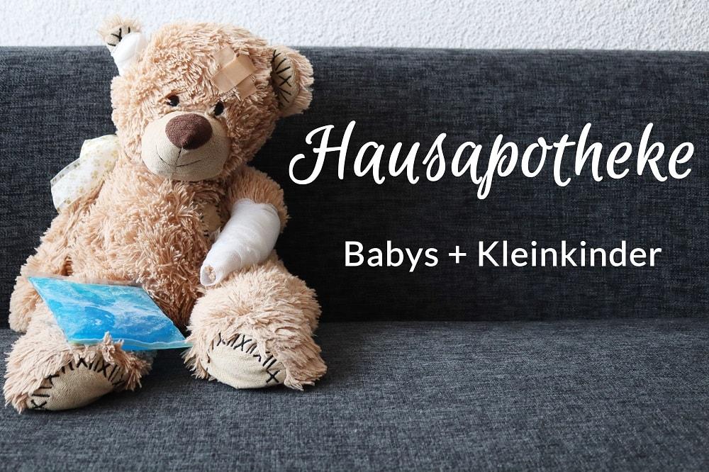 Hausapotheke-Baby