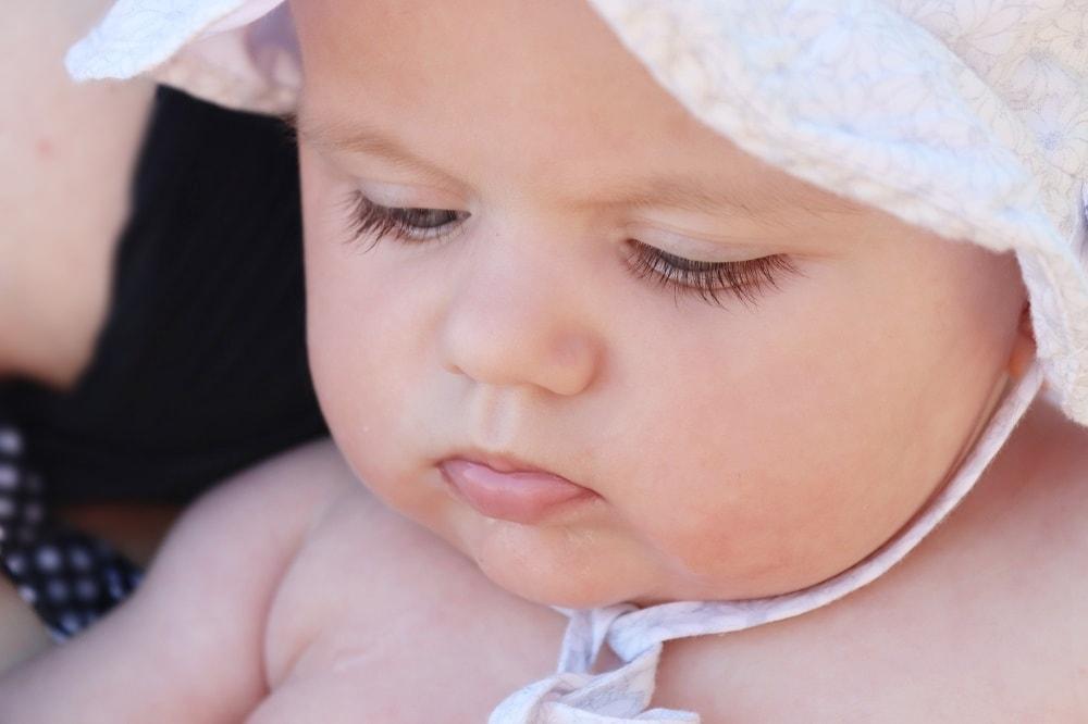 Sonnenschutz Babys