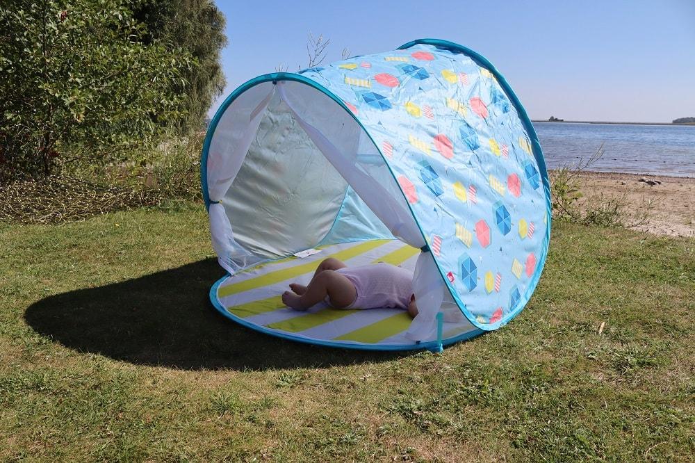 UV Schutz Babys