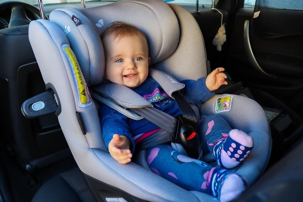 Autositz i-Size Testbericht