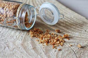 Grundrezept Granola