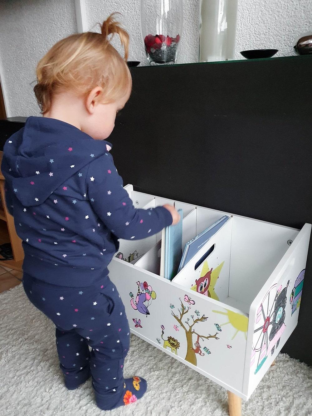 Bilderbücher für Kleinkinder