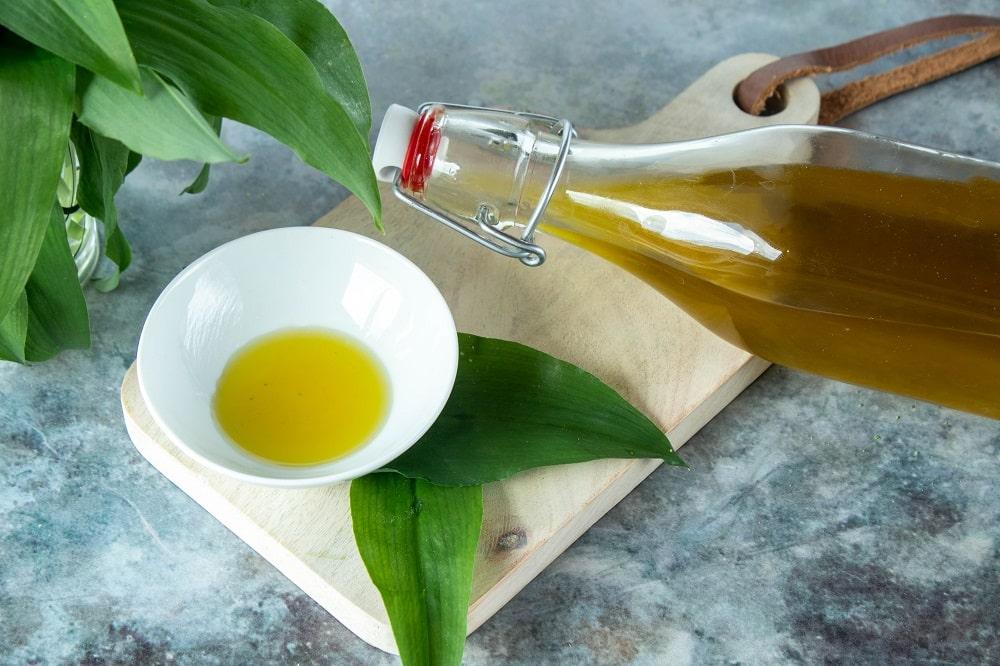 Rezept Bärlauchöl