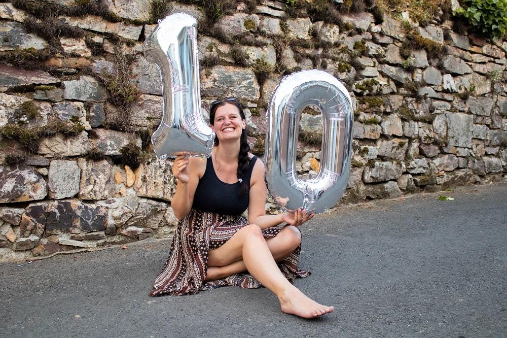 The inspiring life feiert Geburtstag