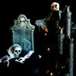 Halloween-Deko basteln